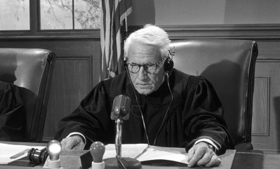 Judge Dan Haywood in Judgment at Nuremberg