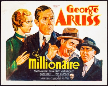 THE MILLIONAIRE (1931)
