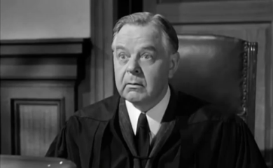 Judge Henry X. Harper in Miracle on 34th Street