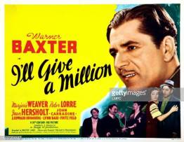 I'LL GIVE A MILLION (1938)
