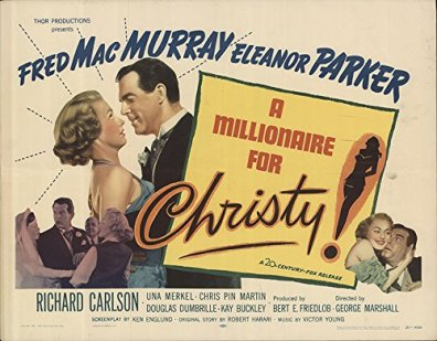 A MILLIONAIRE FOR CHRISTY (1951)