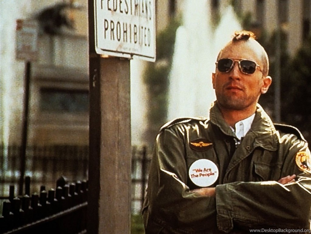 Martin Scorsese's TAXI DRIVER as a Dark Prophecy