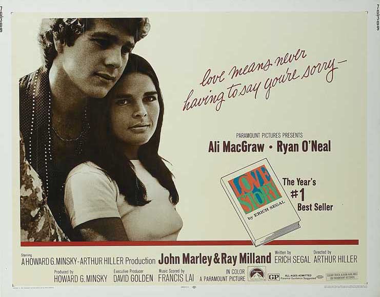 Revisiting LOVE STORY (1970) on its 50th Anniversary