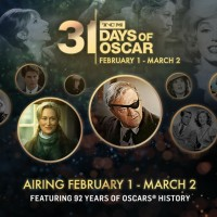 TCM's 25th 31 Days of Oscar