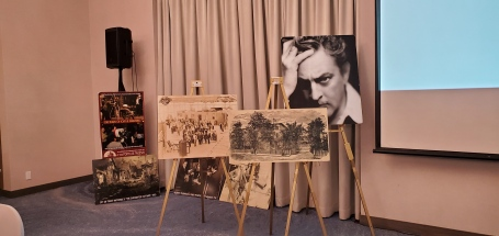 John Barrymore and Fort Lee film history spotlighted at the reception