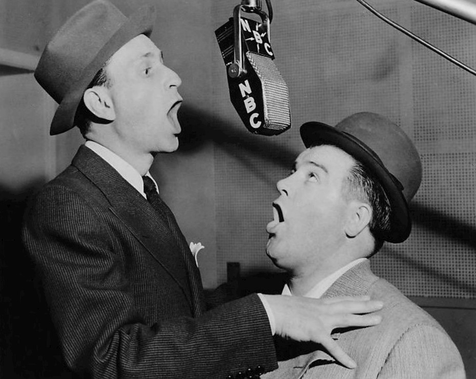 Stay Home with Old-Time Radio: The Abbott and Costello Program