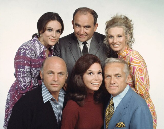 "Celebrating 50 Years of ""The Mary Tyler Moore Show"""