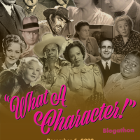 9th WHAT A CHARACTER! Blogathon