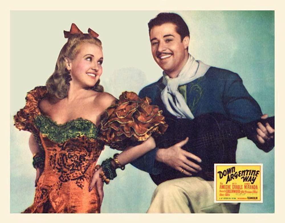 Hidden Classics: Irving Cummings' DOWN ARGENTINE WAY (1940)