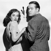 Tricks and Treats from Bob Hope and Paulette Goddard